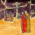 crucifixion vendredi saint