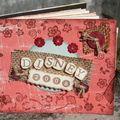 Mini album tag sur disney