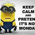 Avec un d comme lundi ... encore !
