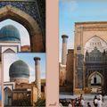 Autre lieu.... le mausolée de gour emir