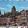 Rouen - tour couronnée de St Ouen
