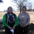 Archie et Ramona à Pawhuska (Oklahoma)