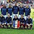 LA Coupe du Monde de ces dames