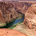 Le réchauffement climatique à l'œuvre - Le Colorado en voie d'assèchement - The end of Colorado River ?