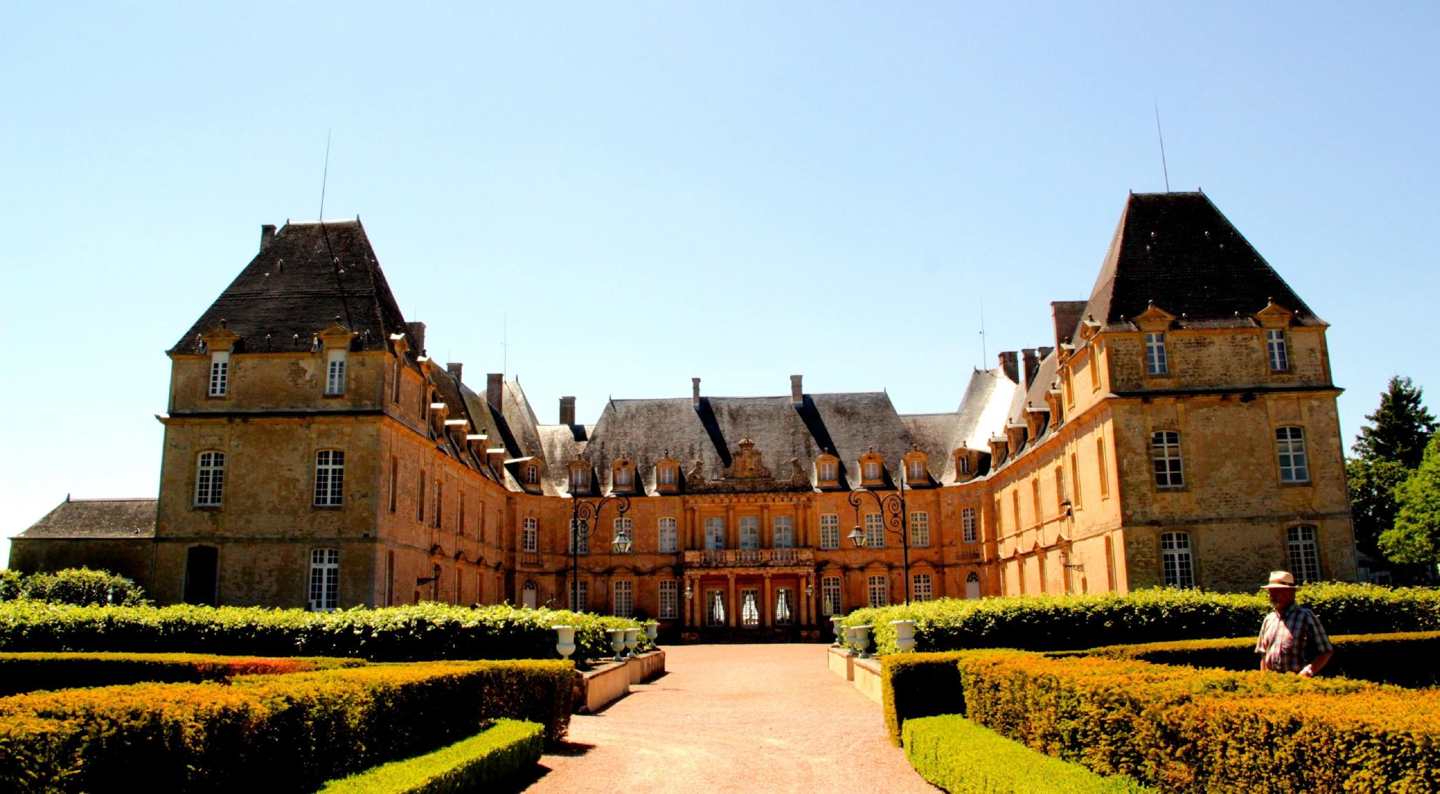 Château de Drée en Saône et Loire