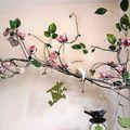 Branche de printemps