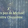 Episode x, chapitre v