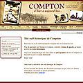 Une ville...avant et après : <b>Compton</b>