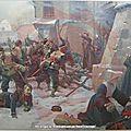 Boutigny, Le combat de Villepion-Faverolles