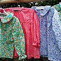 Bonnes adresses : Qui confectionne des <b>blouses</b> ou robes <b>Liberty</b> ?
