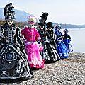 Carnaval vénitien à aix les bains 2015...