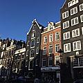 Amsterdam (13/13). Liste des articles.