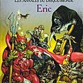 Les <b>Annales</b> du <b>Disque</b>-<b>Monde</b>, tome 9 : Éric (Eric) - Terry Pratchett