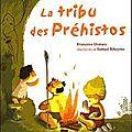 Ce1 - la tribu des préhistos