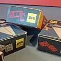 <b>Boîtes</b> <b>Lego</b>, encore plus <b>anciennes</b> !