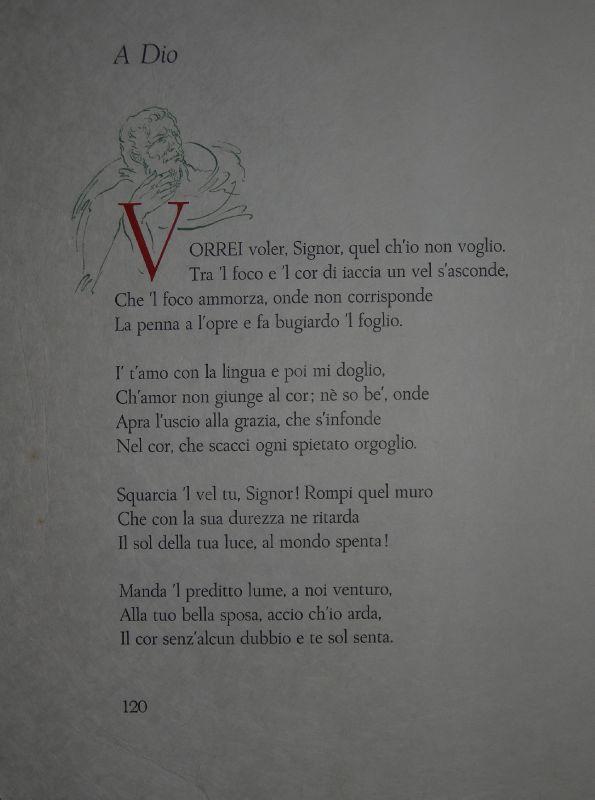 Dautry, Marc, Michel-Ange, Sonnets (15)
