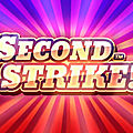 Second strike slot machine review