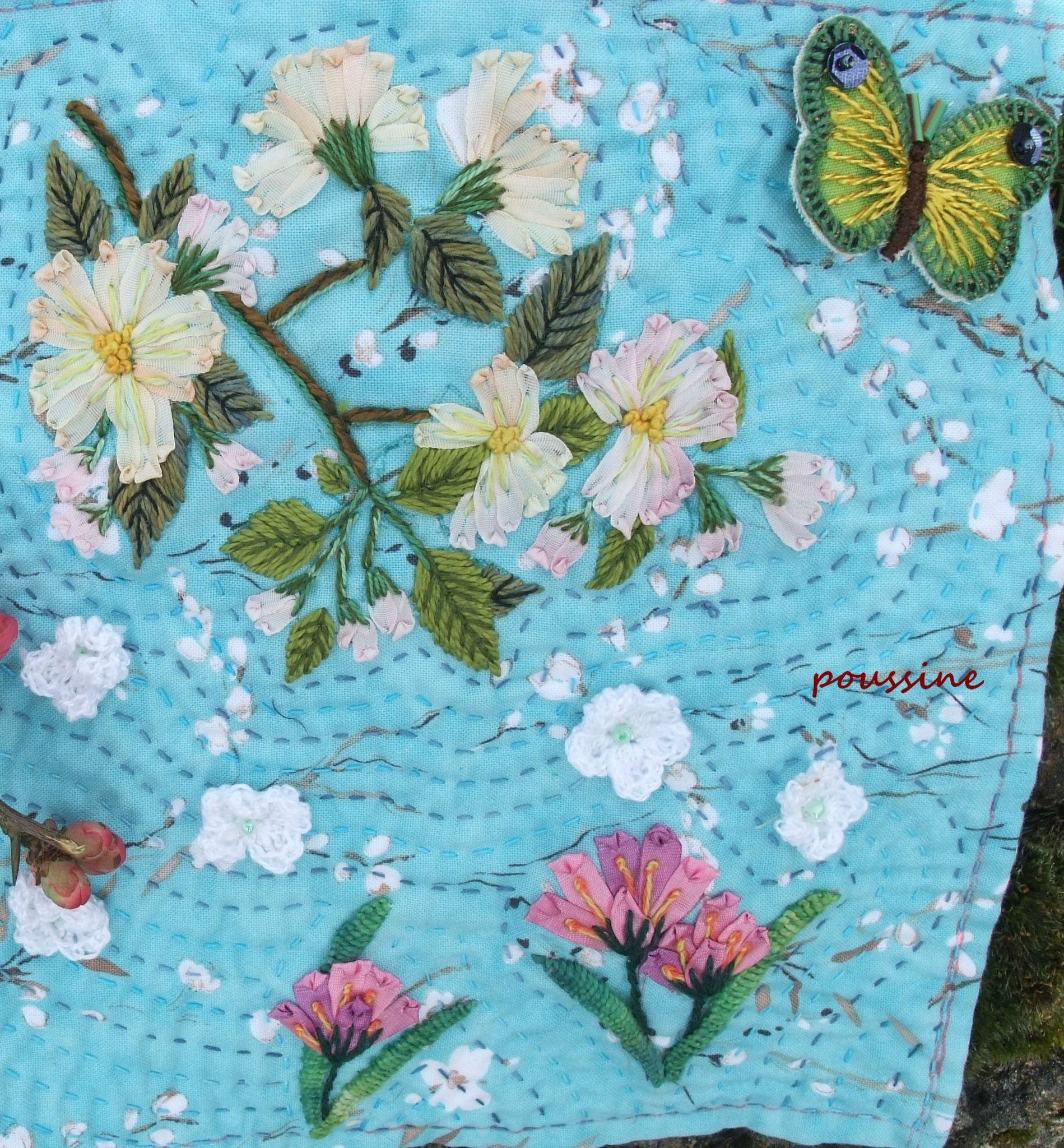 livre textile pommier marsA