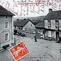 les classes 1920 et 1918 - MaM de <b>Marmagne</b> - picarudos à Montchanin - Accident à <b>Saint</b>-<b>Symphorien</b> de <b>Marmagne</b>