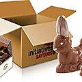 Ils sont là... les chocolats