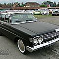 Mercury comet wagon-1964