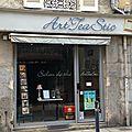 Art'TeaStic Grenoble <b>Isère</b> salon de thé