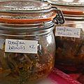 Boeuf aux brocolis (recette pour bocaux)