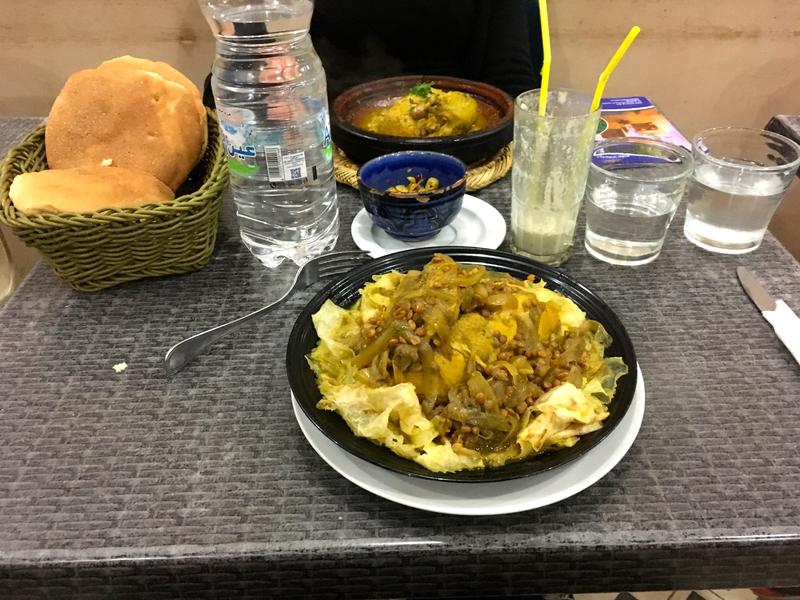 vive la gastronomie marocaine