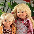 De nouvelles tenues pour les blondinettes
