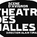 Conférence isaac lewendel au théâtre des halles avignon le 28 septembre 2013
