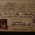 carte vintage petit ange