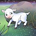 Little lost lamb