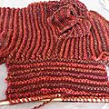 Mon tricot boulet