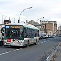 Bus ratp : des hybrides et encore un peu de diesel