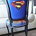 Chaise terminée Superman 02