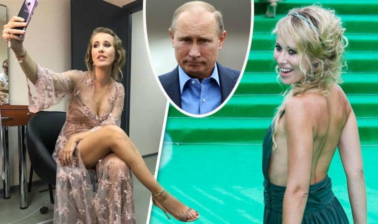 Qui est Ksenia Sobtchak ?