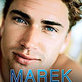 ** review ** marek (cold fury hockey #11) by sawyer bennett (arc)