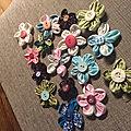 Des petites fleurs