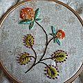 Pochon aux navettes fleuries (1)