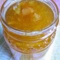 Confiture d'orange dans son jus!