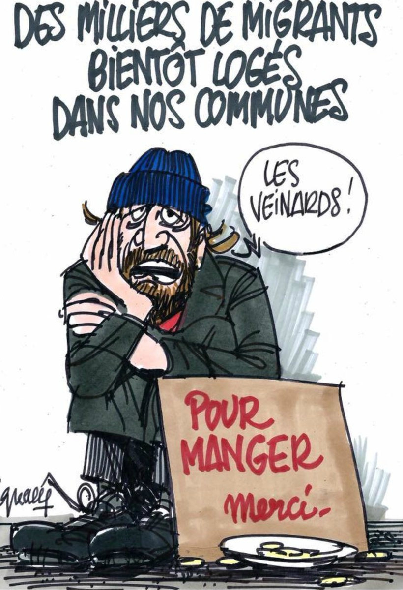 Fabuleux ps holalnde collabo migrants sdf humour - Photo de humour  PF52