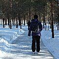 randonnées hivernales (février-mars 2013)