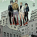 Image Comics : The Magic Order by Mark Millar et Olivier <b>Coipel</b>