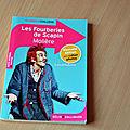 Les <b>Fourberies</b> de Scapin