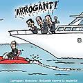 La campagne entre hollande et sarközy de nagy-bocsa est lancée : humour..