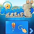 Splash Escape est destiné aux fans de jeux d'adresse