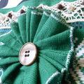 Bracelet 'Vert forêt'