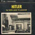Hitler la lutte pour le pouvoir par louis saurel