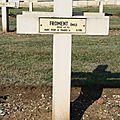 Soldat Émile FROMENT