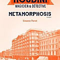 <b>Perret</b>,<b>Vivianne</b> - Houdini, magicien & détective -1 Metamorphosis